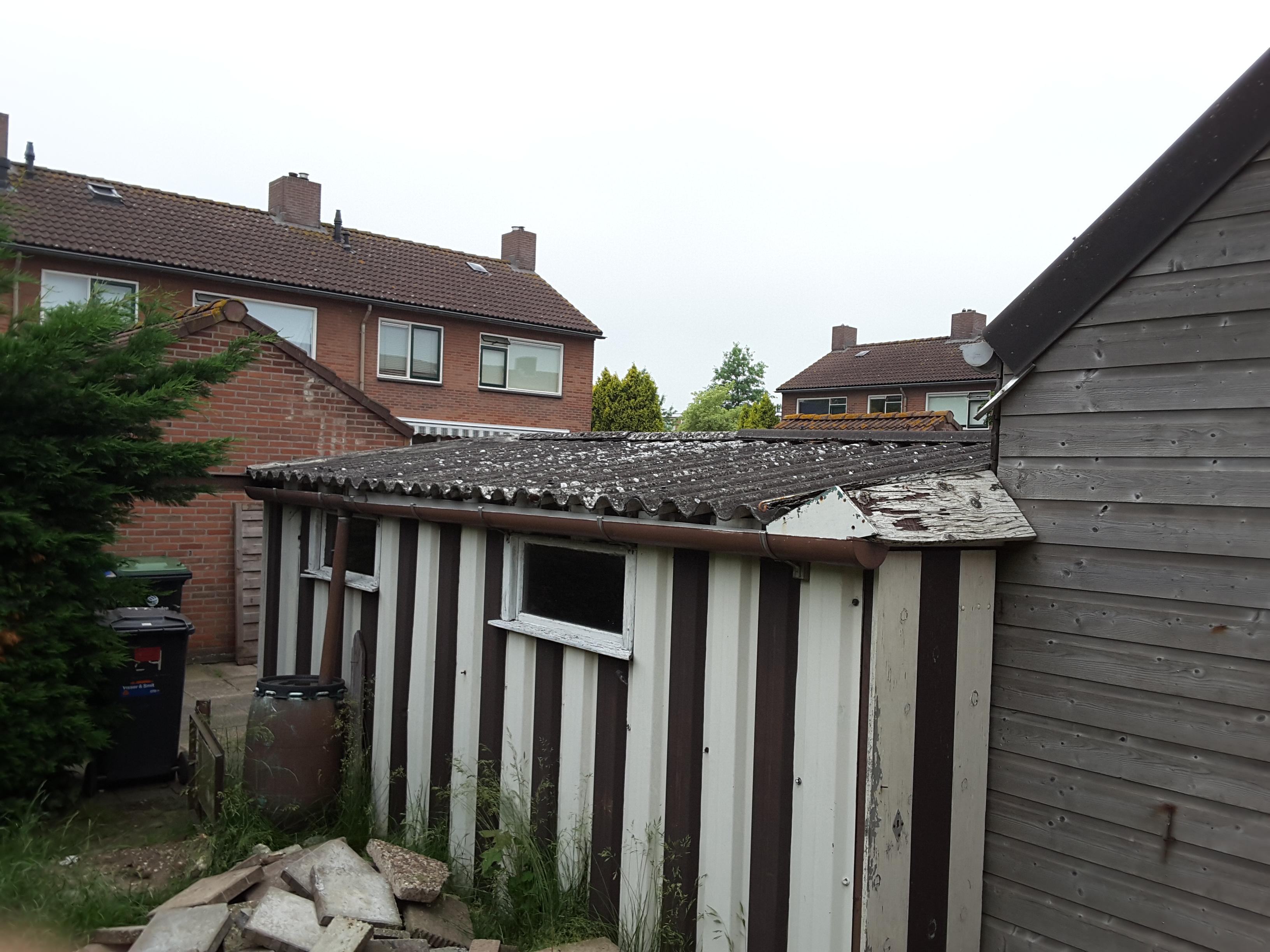 inventarisatie asbest schuur