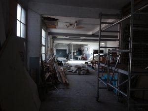inventarisatie en eindcontrole bij renovatie of verbouwing door Flamant