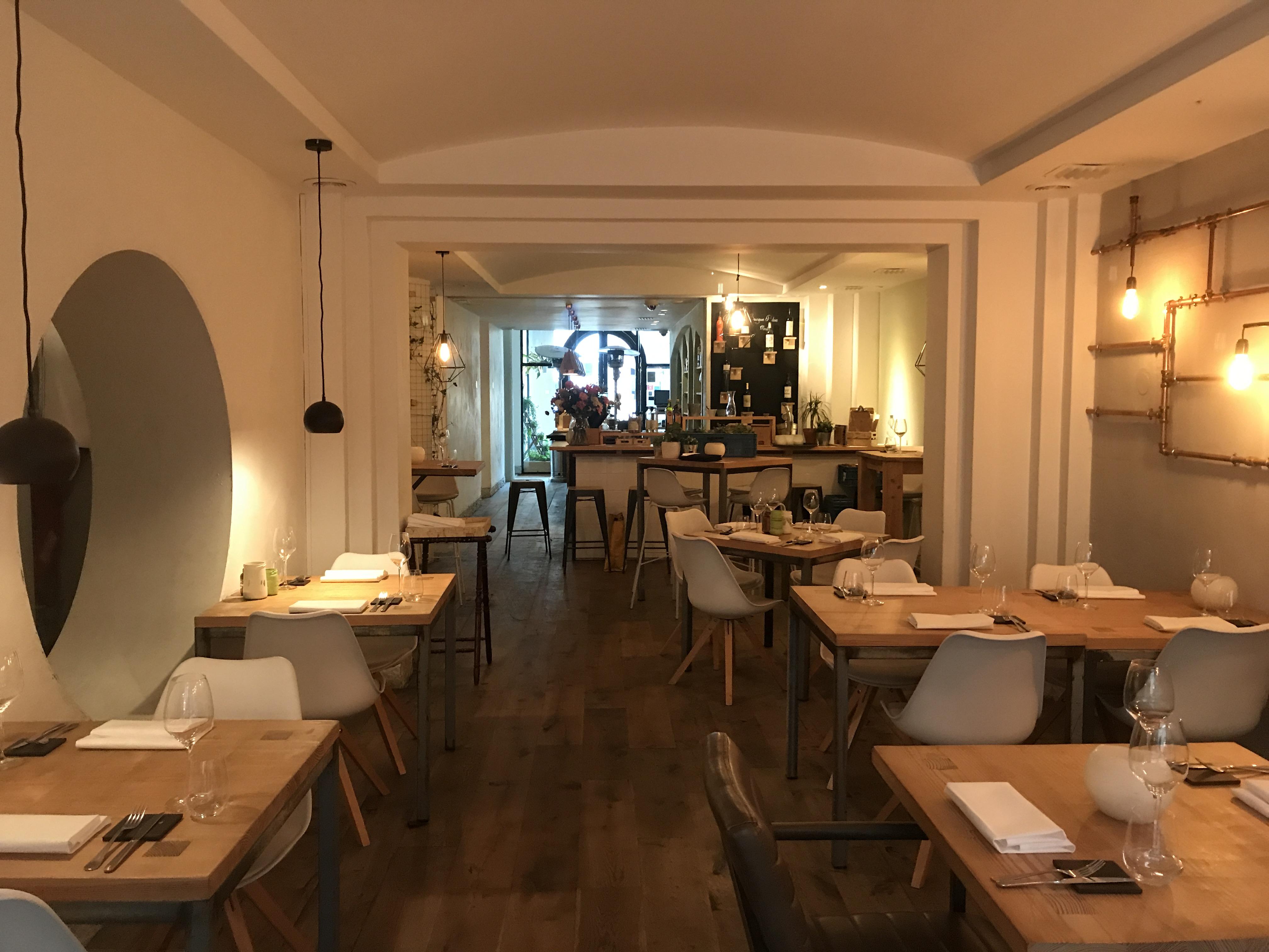 inventarisatie centrum restaurant op asbest door Flamant