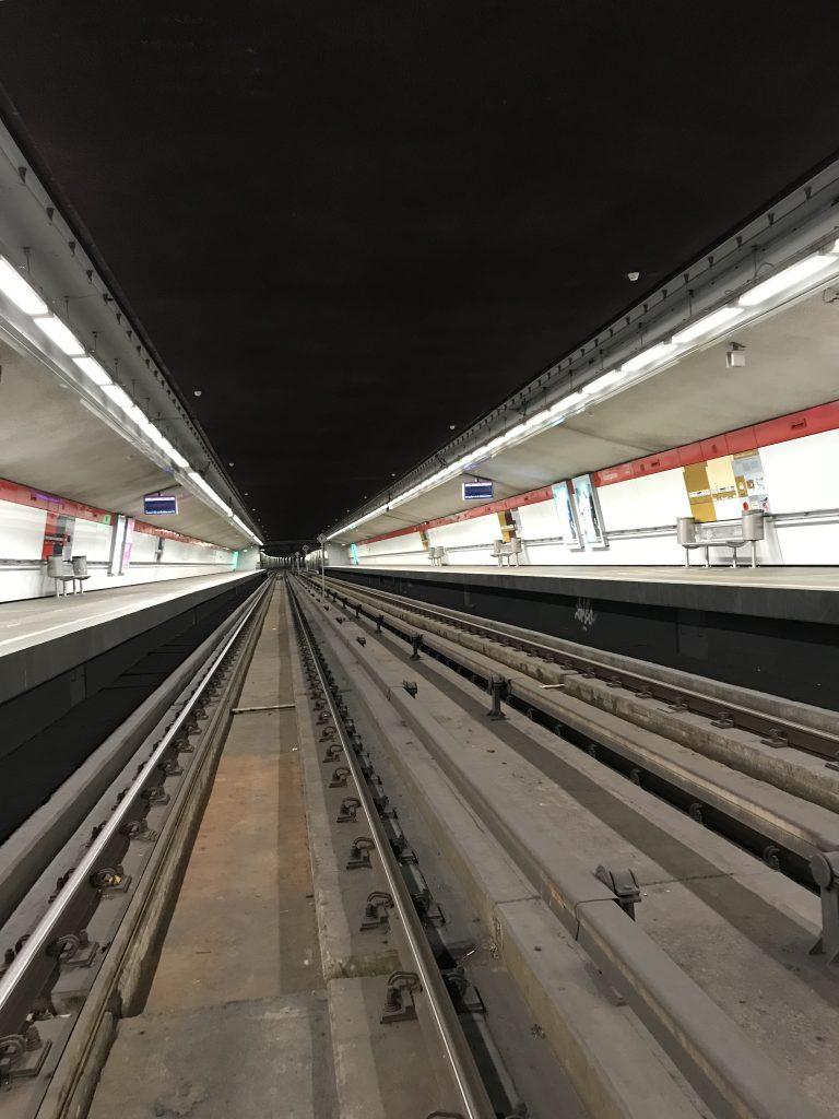 inventarisatie spoorwegen iov Strukton