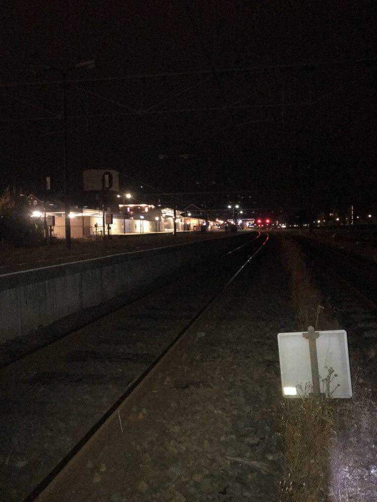 24 uur per dag spoorproject inventarisatie en inspecties Flamant